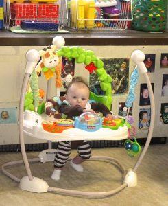 Infants program in Newark