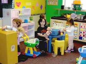 Preschool - 3 & 4 Year Old Program