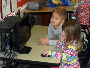 Computer program for children