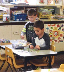 Kindergarten Program in Newark DE