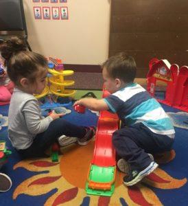 Toddler - 2 Year Old Program